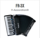 FR-3X Roland V-Accordion