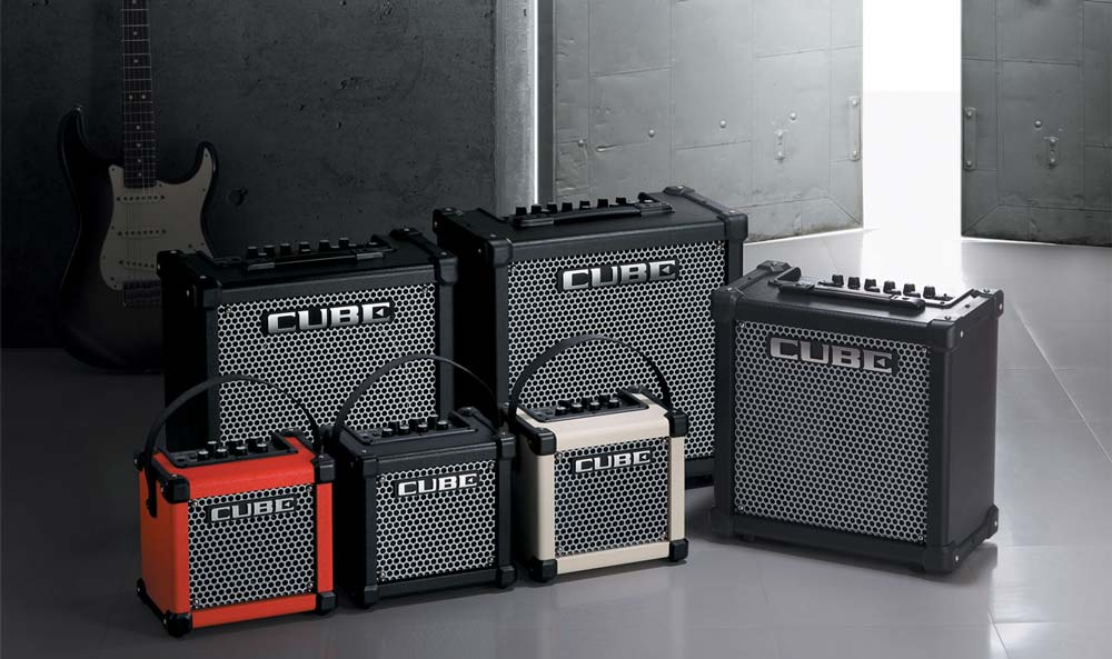 Roland GX-Series CUBE Amps