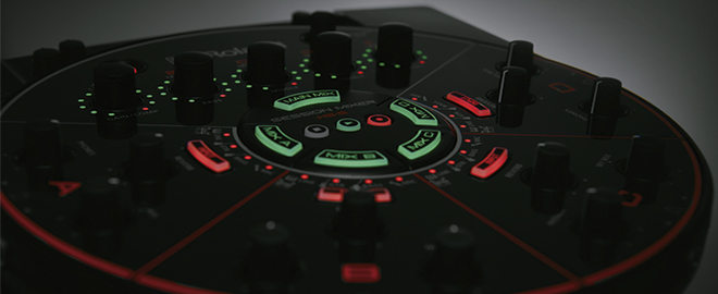 Roland HS-5 Session Mixer