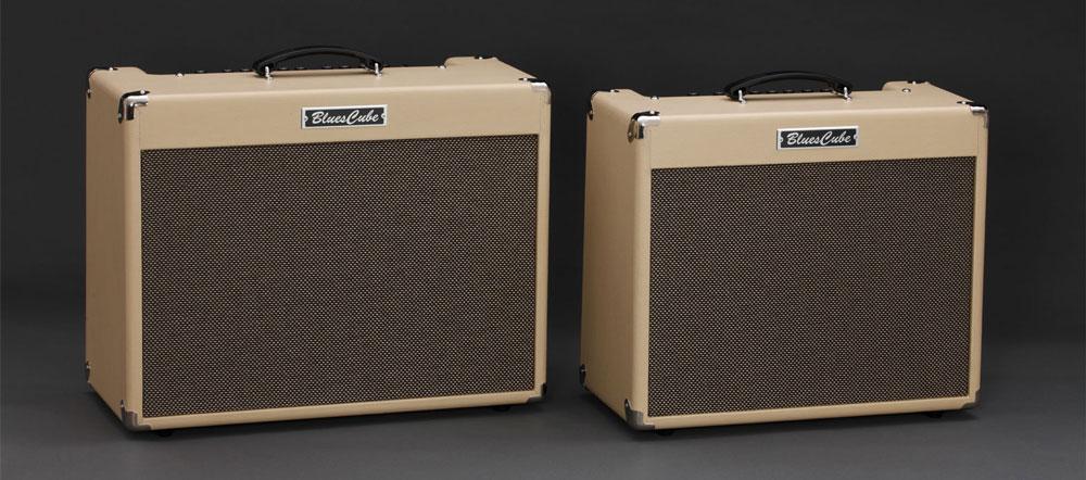 Roland Blues Cube amps