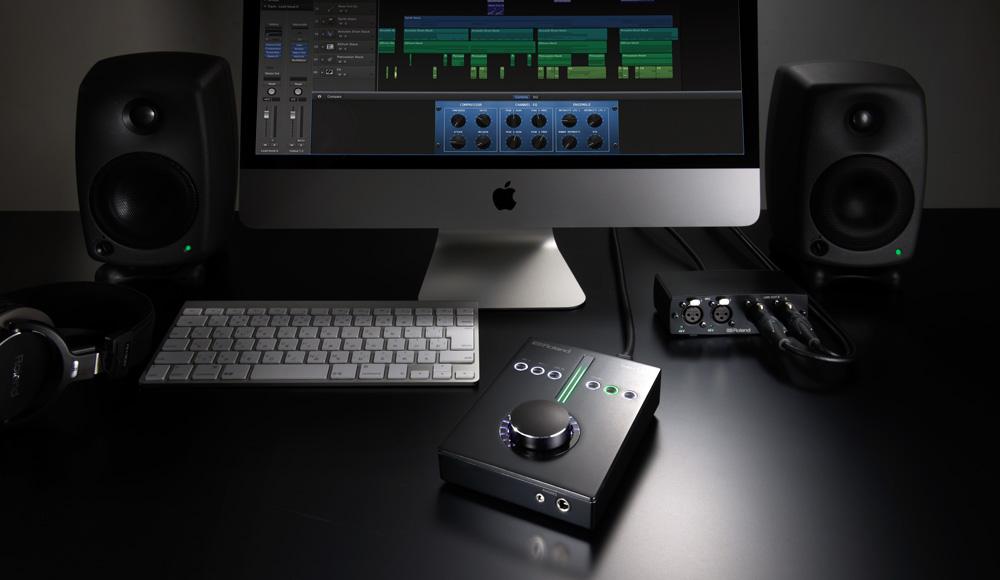 Unité principale de Super UC et le module E / S dans le studio