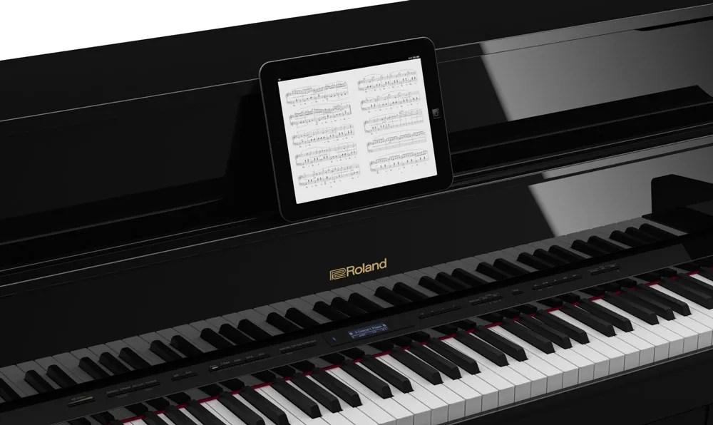 Roland Piano App