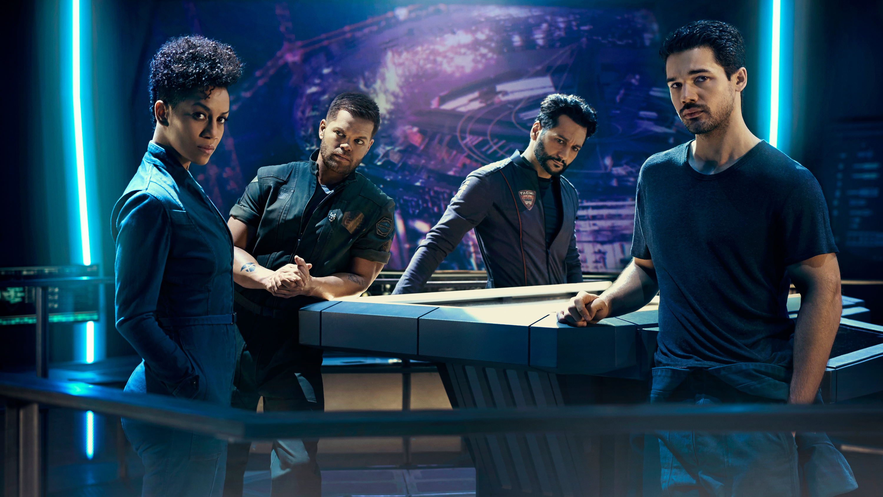 The Expanse   The Best Sci FI TV Show You re Not Watching     Rolling     Why  The Expanse  Is the Best Sci FI TV Show You re