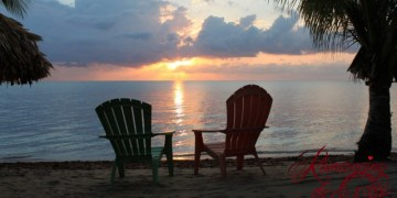 Belize-sunset