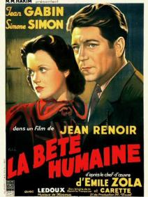 1938-La Bete Humaine