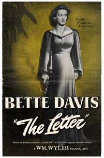1940-The Letter