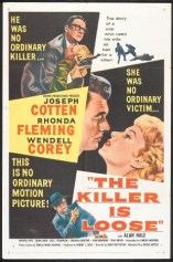 1956-The Killer is Loose
