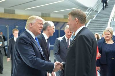 Romanian President: Meeting with US President Trump is extremely important | Romania Insider