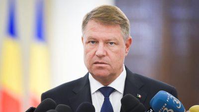 Romanian president: Chamber of Deputies speaker should resign   Romania Insider