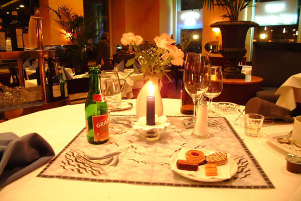 New year Candle Light Dinner