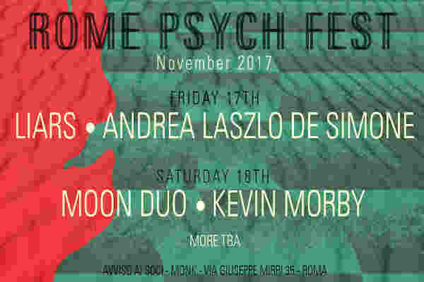 ROME PSYCH FEST 2017