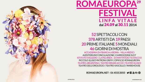 rome europa festival 2014