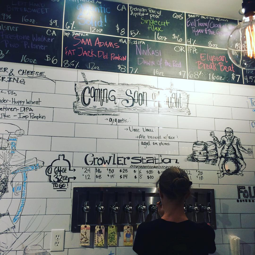 Again: craftbeer & chesse or Milk and hops - just copy the concept on 40sqm in berlin mitte - no brainer, money maker - lovely place #craftbeerlove #NYC