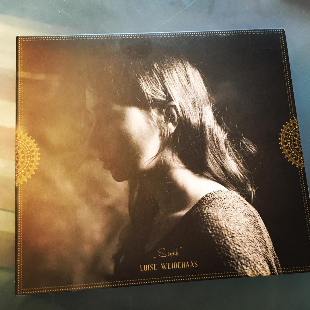 Xmas is coming. Buy this album. Perfect gift from local musician Luise Weidehaas. I am honored that my name is in the booklet. Again thank you, Luise for the beautiful songs!  #music #singersongwriter #duesseldorf #germany #femalevoices #record #xmasgift #cd #digital #supportyourartistsbuytheirmusic