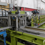 Rollforming Line Performs at Variable Speeds up to 60 Feet per Minute