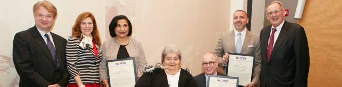 2013 Joan H. Tisch Community Health Prize Recipients