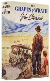 grapes of wrath biblical allusions Biblical allusions to the grapes of wrath essay - biblical allusions to the grapes of wrath john steinbeck was born in salinas, california, on february 27, 1902 he studied marine biology at stanford university and then traveled east on a freighter through the panama canal.