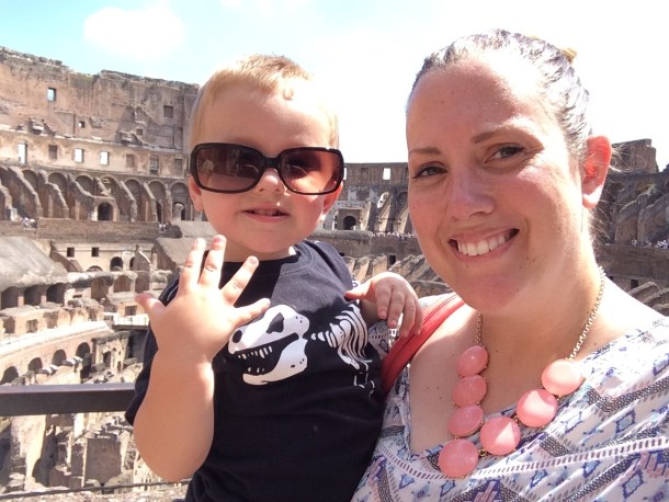 Rome Colosseum | Roots and Wings Family Travel