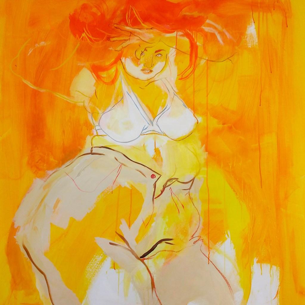 Painting Carmela