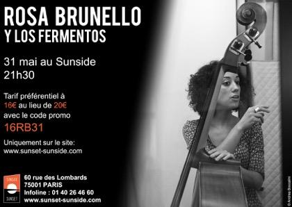 Rosa BRUNELLO_sunside