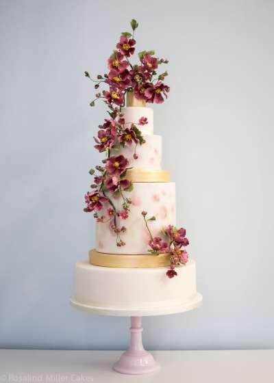 Wedding Cakes – Rosalind Miller Cakes - London, UK