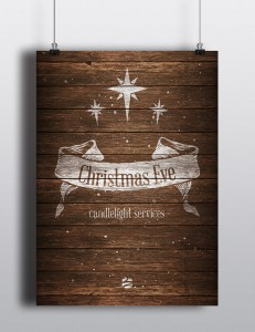 Artwork - Christmas Eve Candlelight Services