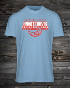 Shirt - Annett Davis Volleyball Camp ('12)