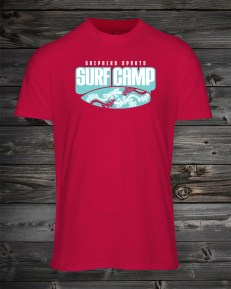 Shirt - Surf Camp ('12)