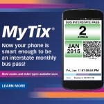 NJ TRANSIT Offers MyTix App For Buses To NYC