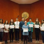 RPHS STEM Team Recognized For Achievements In Scientific Competition