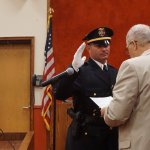 Sergeant David Pitts Promoted To Lieutenant
