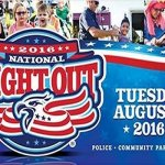 Nationale Night Out / Townwide Picknick Am 2. August
