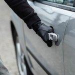 웨스트 콜 팩스 - 애쉬 우드 - 머틀 애비뉴 지역에서보고 된 자동차 도둑