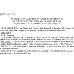 Urdhëresë 2475: shitja & Shërbyer i alkoolit para mesditës së të dielave