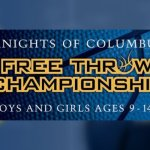 Youth Free Throw Competition On January 20th