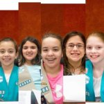 Girl Scouts Take Over Consejo
