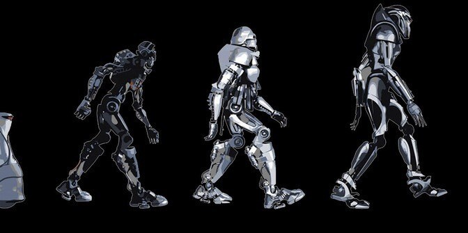 Human Evolution: Technology Continues to Transform Socieities for Generations