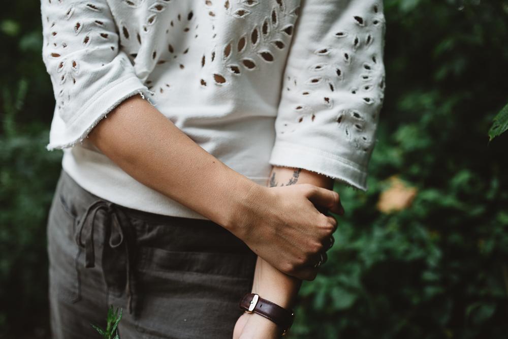 Rosemary & Time | Wardrobe Confidential 14 White Sweatshirt-6