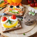 5 simple afterschool snack ideas