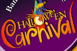 Banks of the Foyle Halloween Carnival 2015