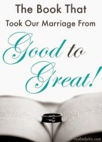 The Book That Took Our Marriage From Good to Great