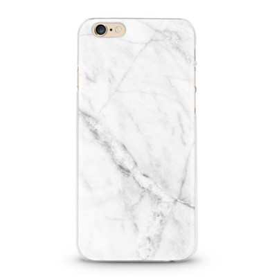 MARBLE WHITE PHONE CASE IPHONE 6 6S