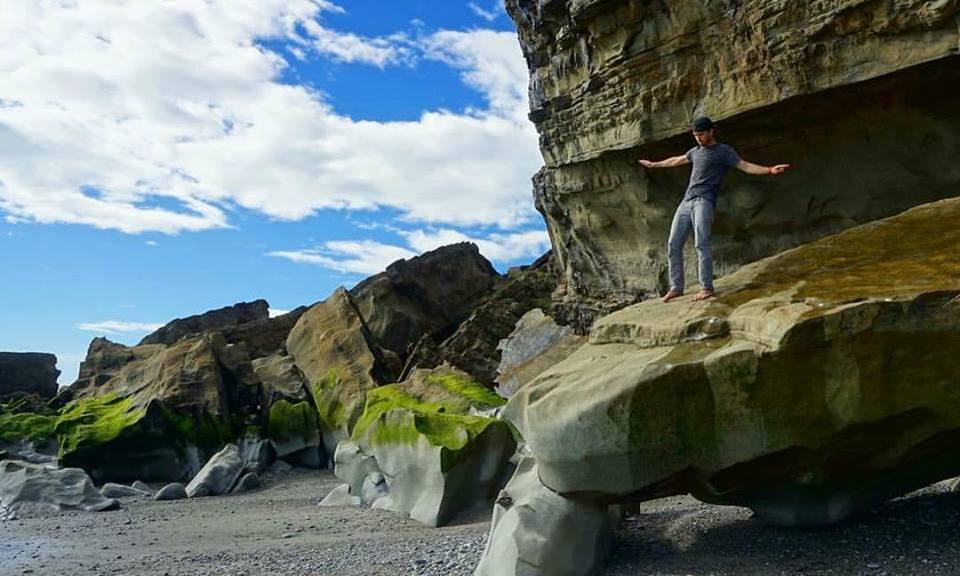Travel The World - Pancake Rock New Zealand