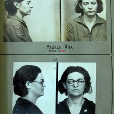 Surorile Robinshon, Hanna (celebra Ana Pauker) și Bela