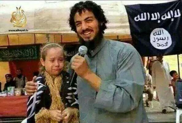 fetita rapita si vinduta la piata de ISIS