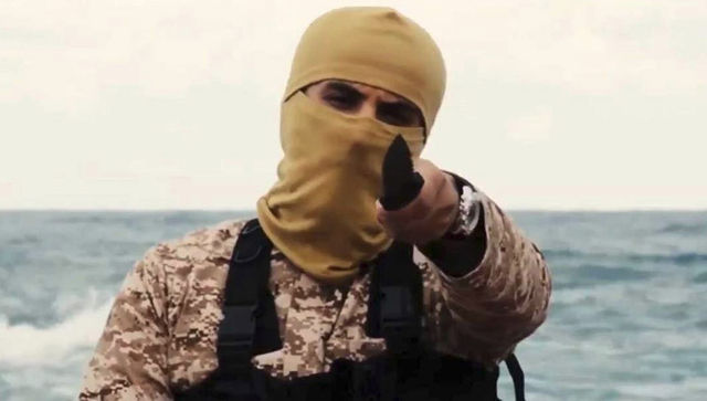 terorist ISIS