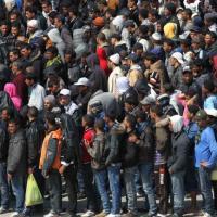 refugiati musulmani in Europa