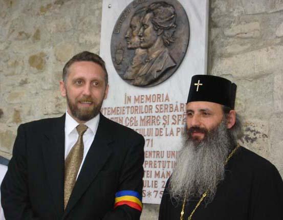 Marian Munteanu si IPS Teofan