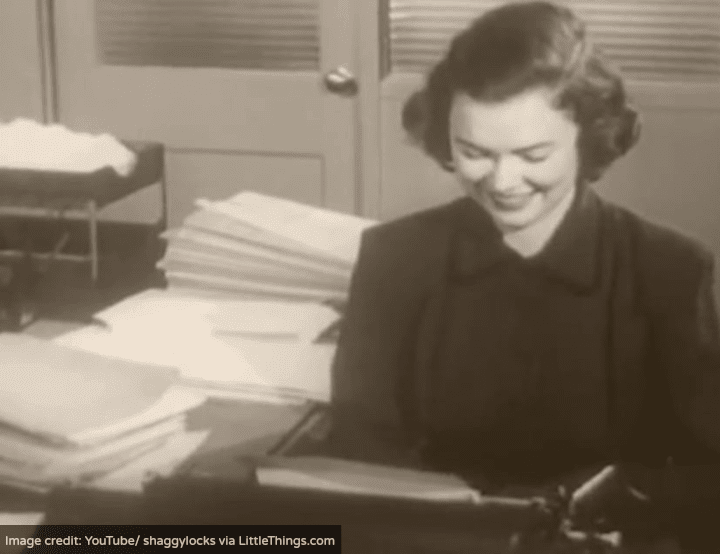 1950's Secretaries – What was their work world like?