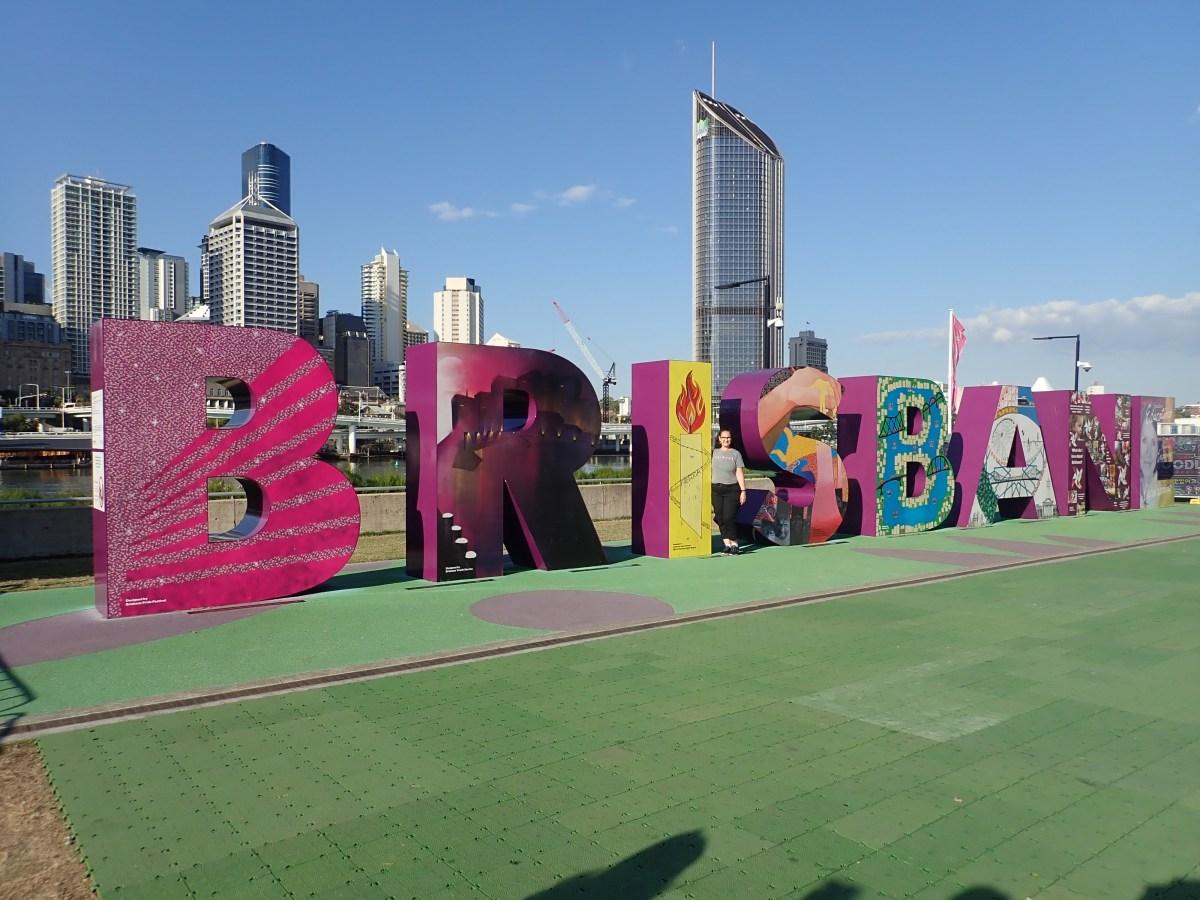 Brisbane, parques, cultura, cinema e mais pontes! [Rota Kids Down Under, dia 10: 29/07/2019]